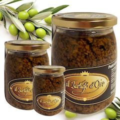Trüffel Macinato - Geraspelte Trüffel in Olivenöl